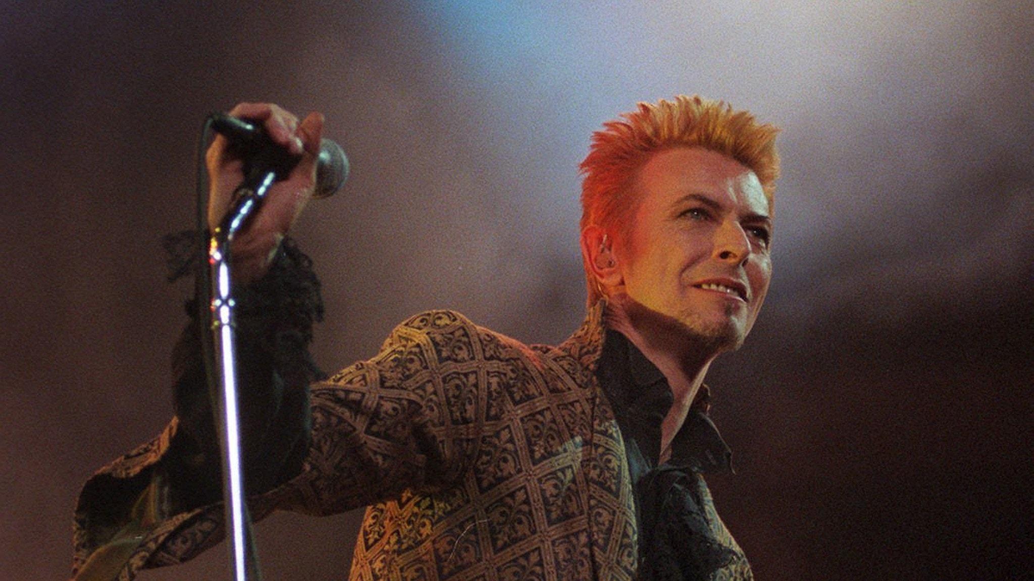 David Bowie - En musikalisk kameleont