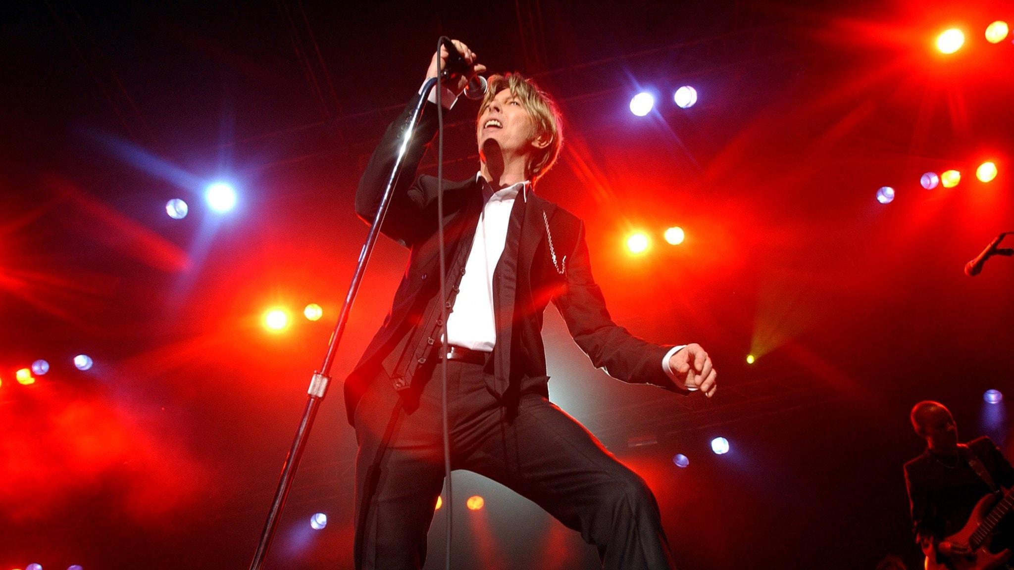 David Bowie – P3 Pop 1999 om och med ikonen