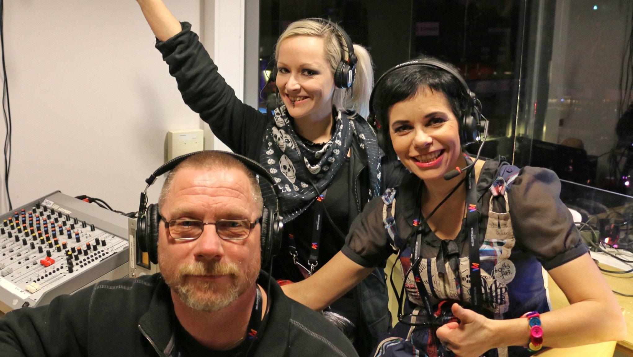 Melodifestivalen deltävling 4 - direkt från Gävle