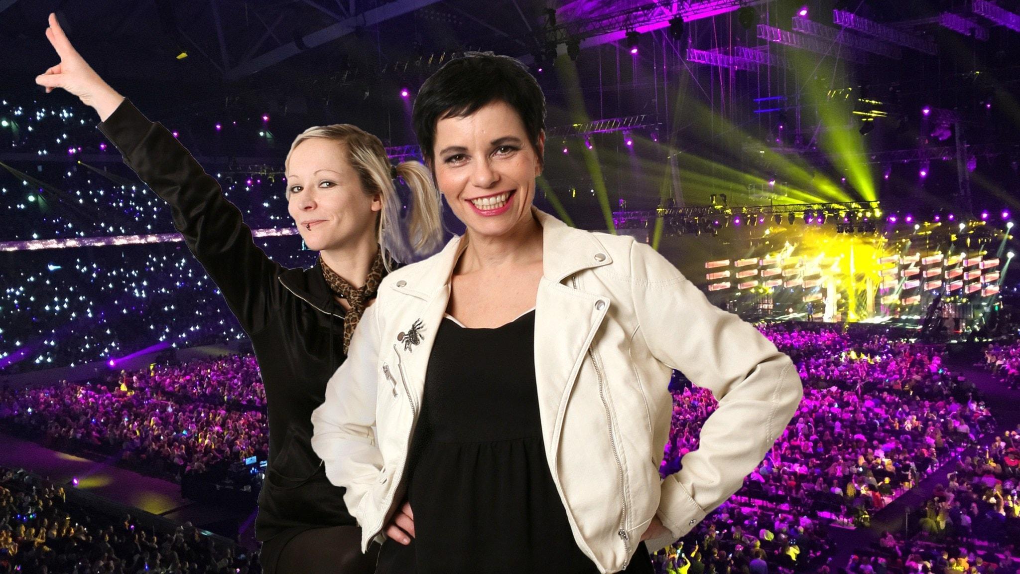 Följ finalen i Melodifestivalen direkt i P4