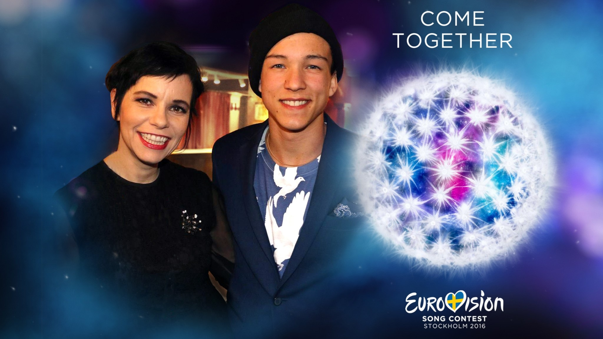 Eurovisionsemi 2: Direkt från Globen