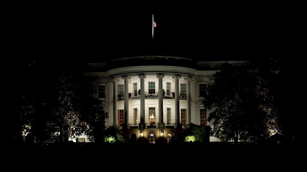 Avsnitt 49: Eftervalsanalys från Washington och världen