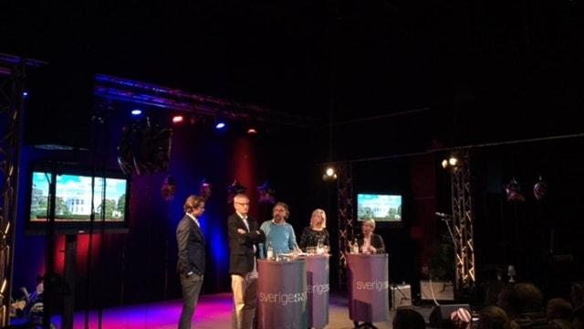 Avsnitt 38: Scenshow i Radiohuset i Stockholm