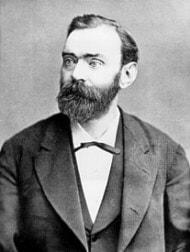 Alfred Nobel Var Olyckligt K 228 R Klartext Sveriges Radio