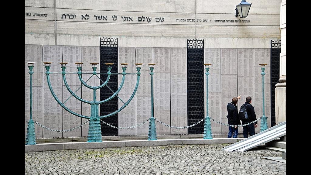 Synagoga i Stockholm