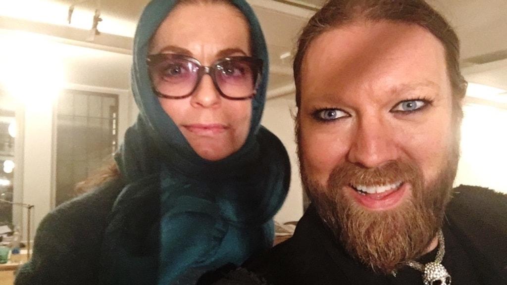 Operavärlden i ny kostym med gäst Camilla Thulin