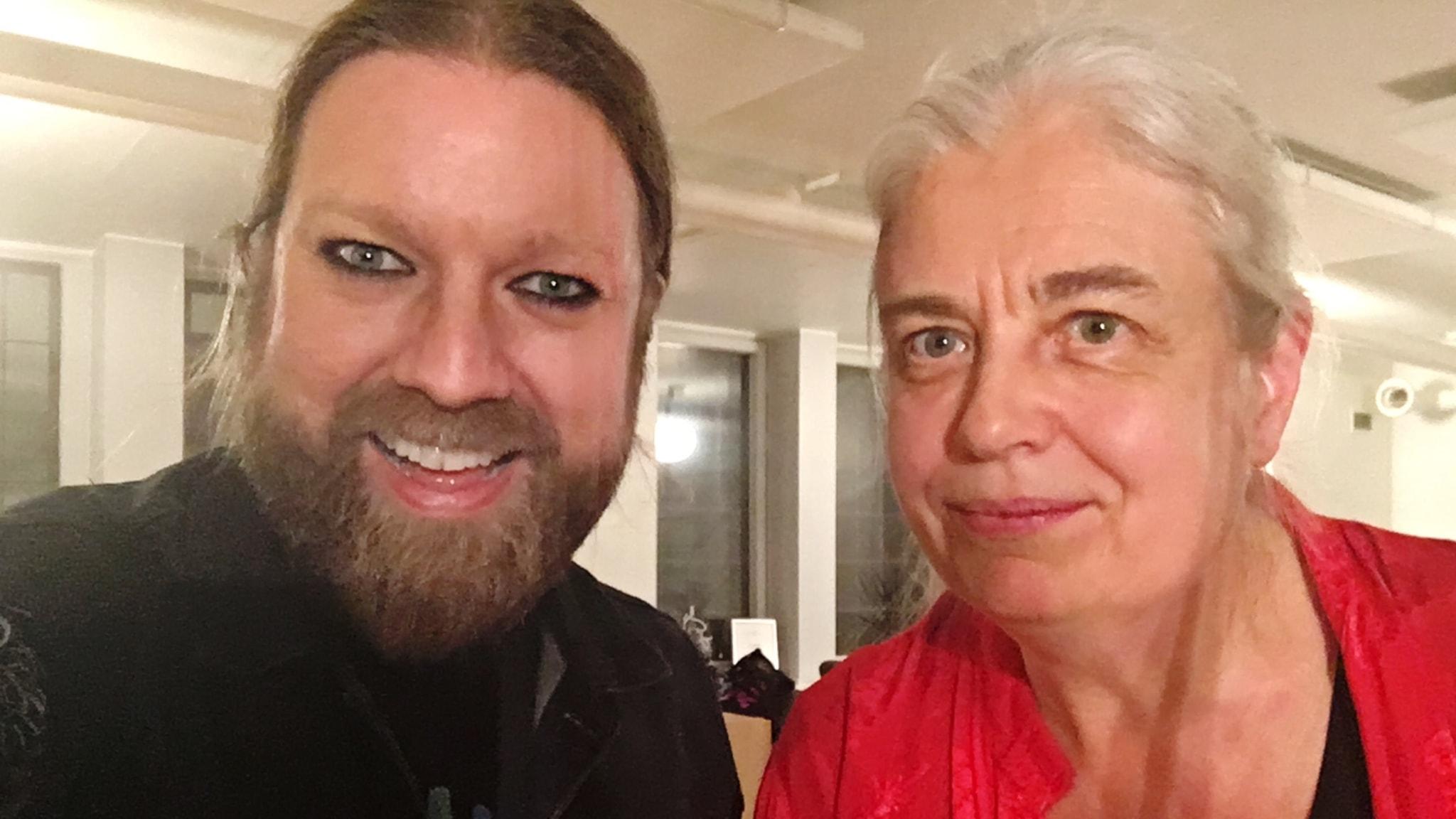 Framtidens opera med gäst Elisabet Ljungar