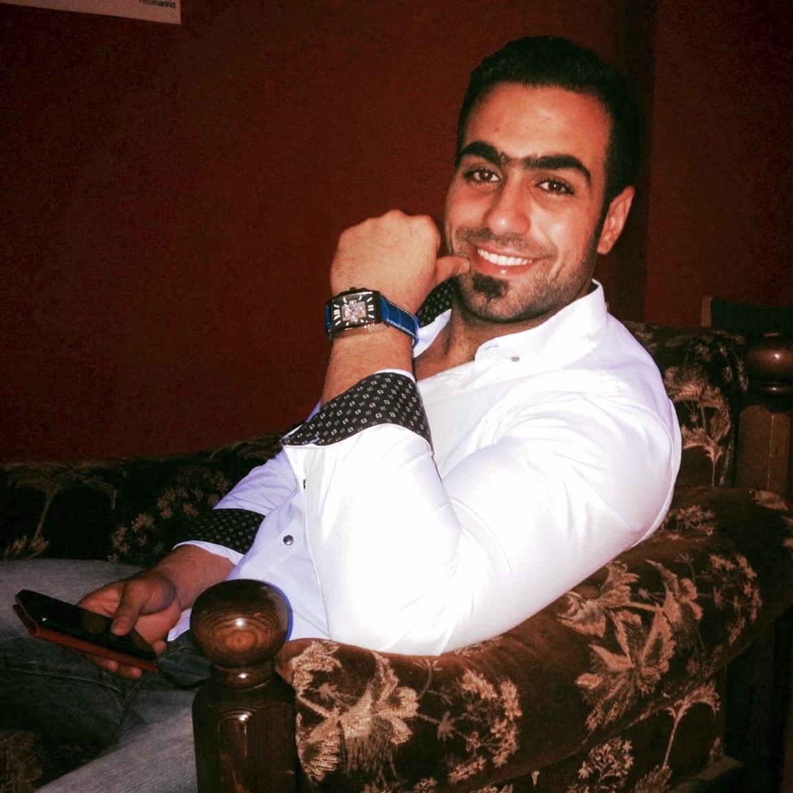 Populära youtubers. Snäll polis. Mouhamad Keblawi.