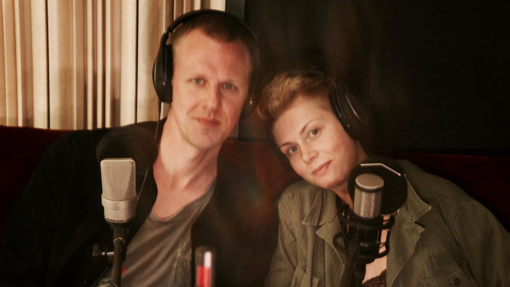Framåt midnatt med Anna Ternheim och Johan T Karlsson