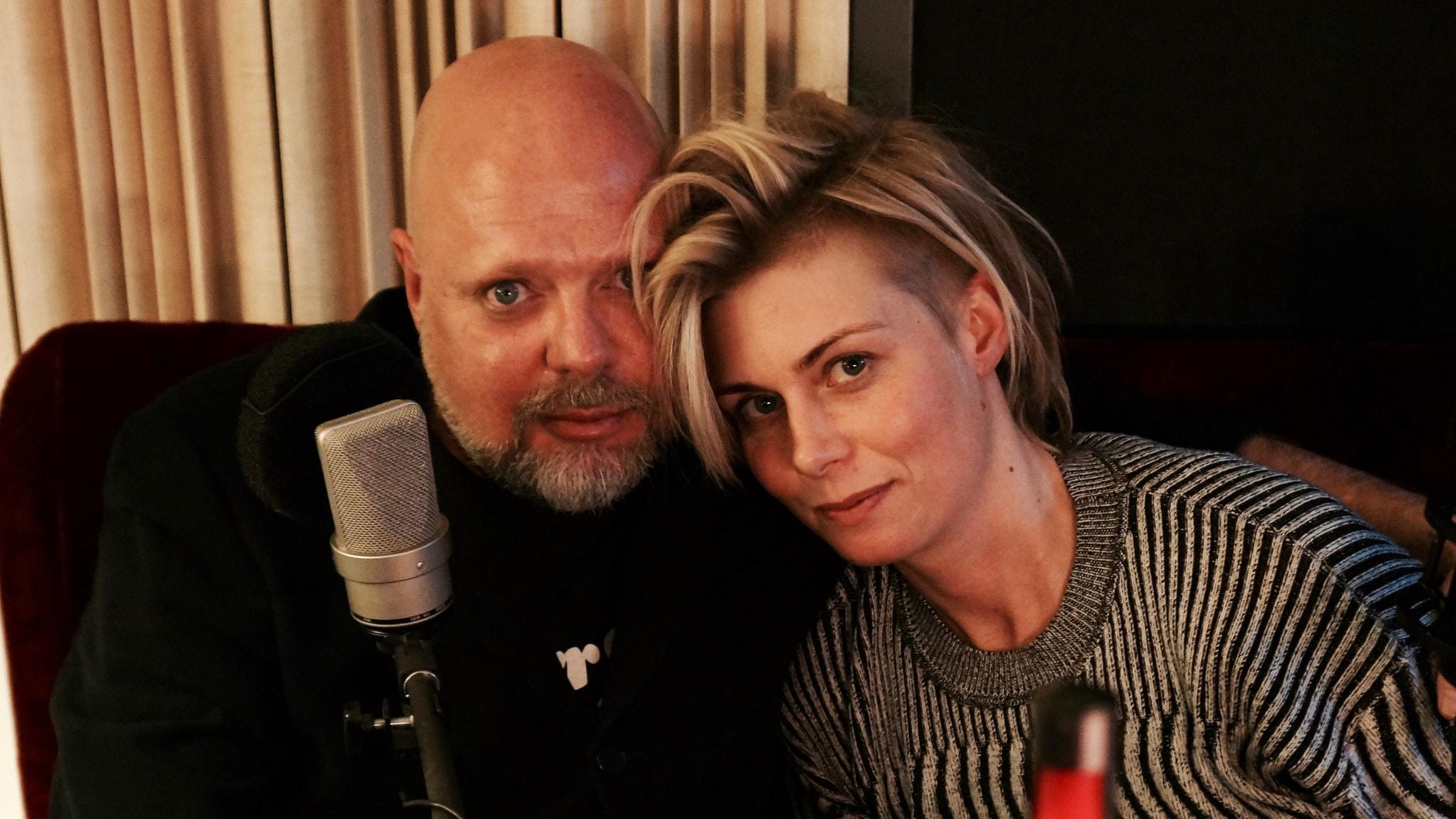 Framåt midnatt med Anna Ternheim och Peter Lemarc