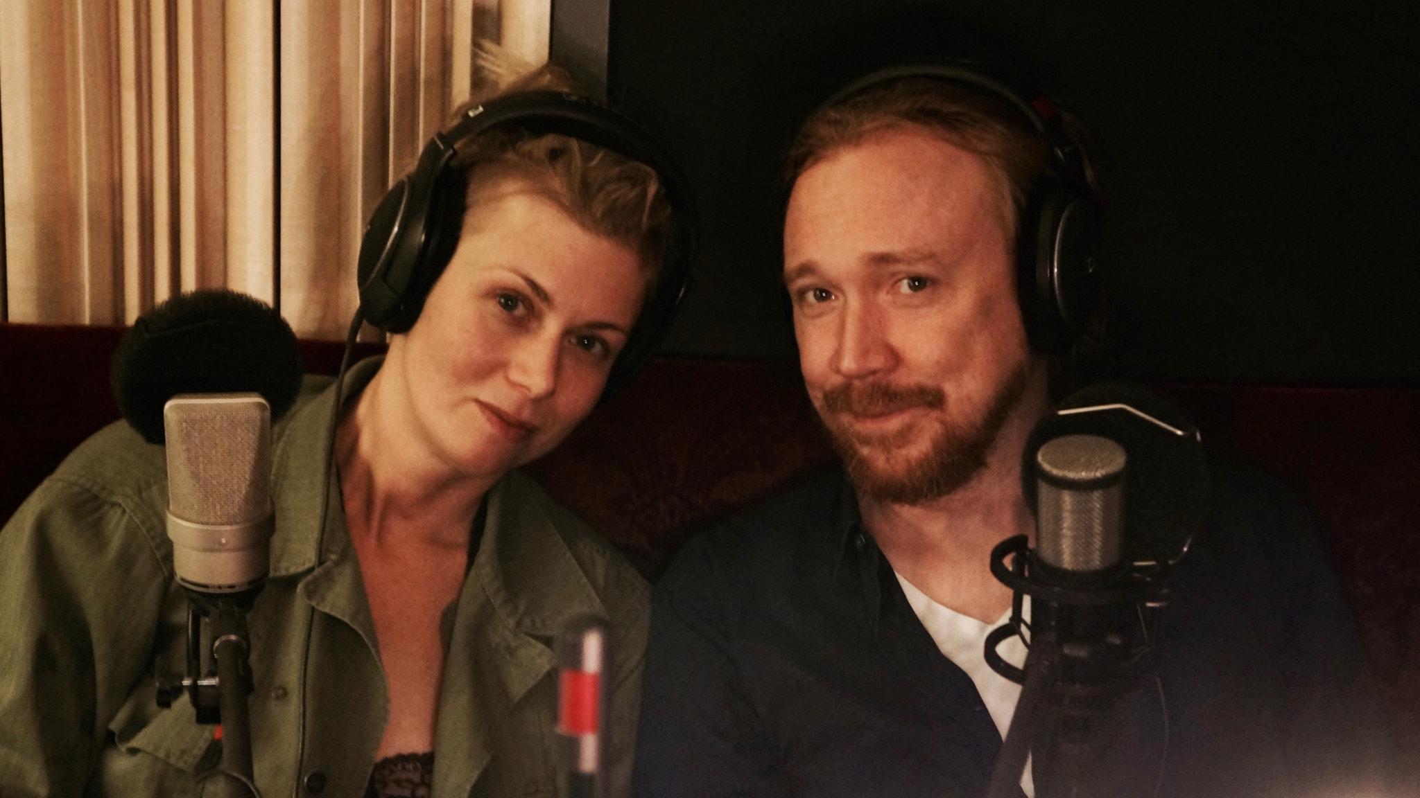 Framåt midnatt med Anna Ternheim och Lars Winnerbäck