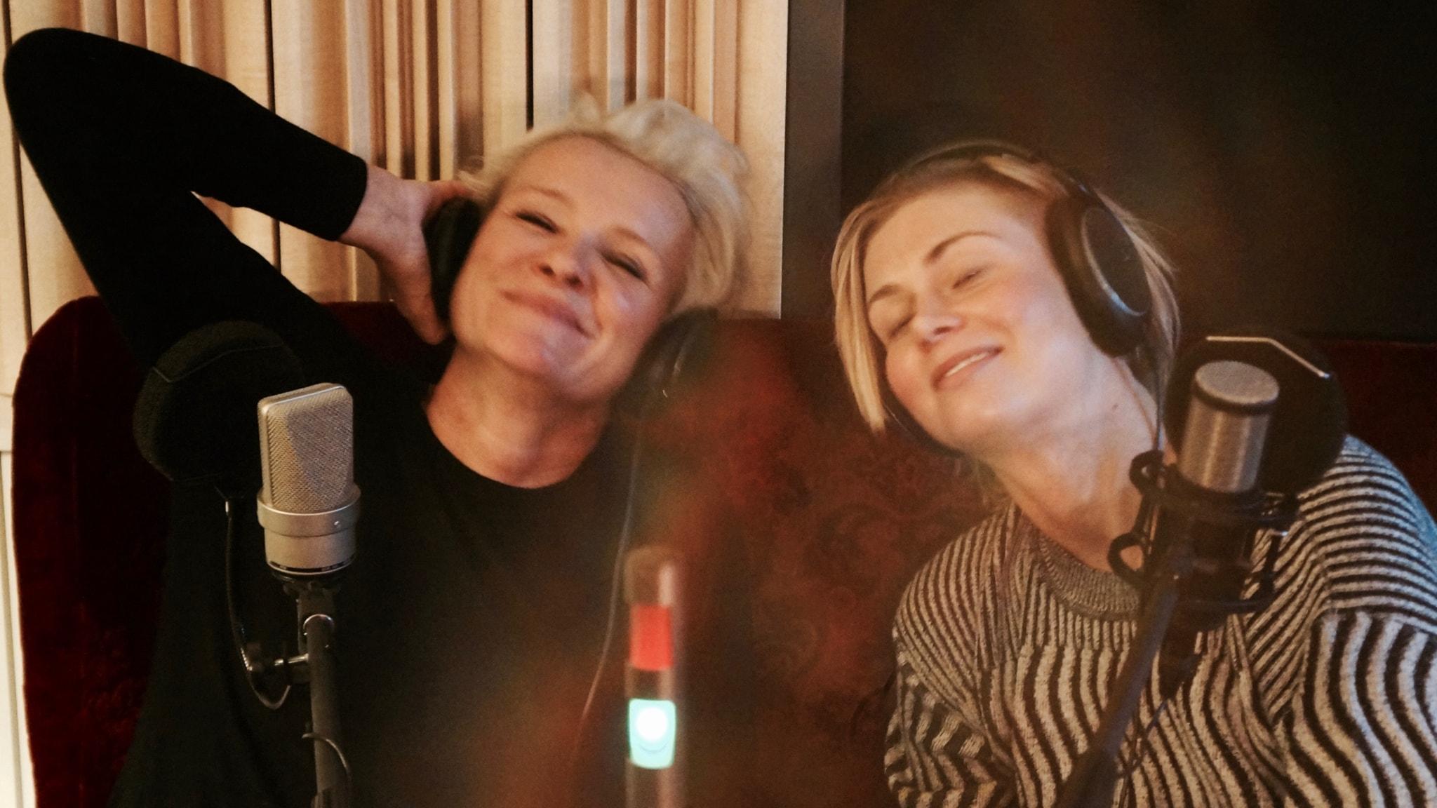 Framåt midnatt med Anna Ternheim och Eva Dahlgren