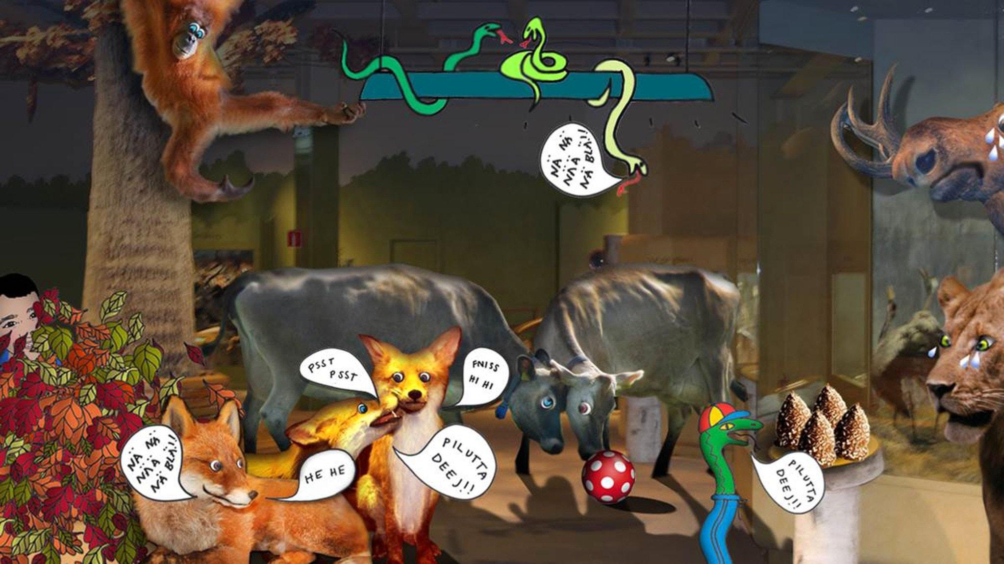 Del 5: Rädda djur