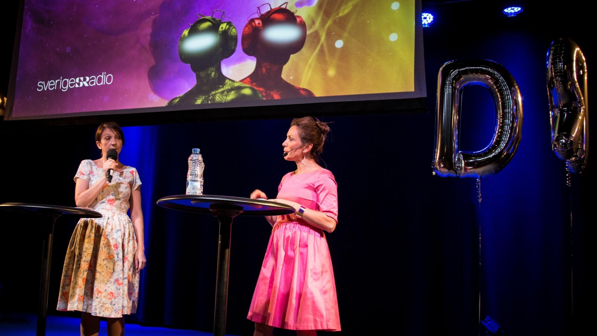 Välkomna till Sveriges Radio Drama!