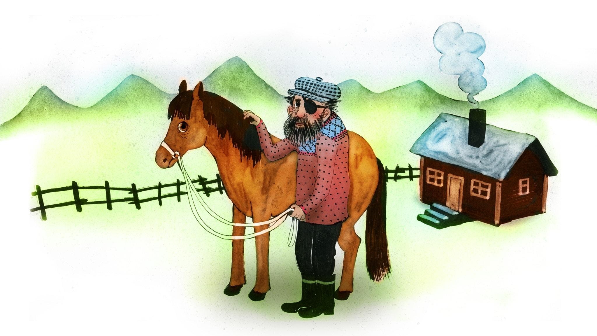 Del 17: Världens klokaste häst