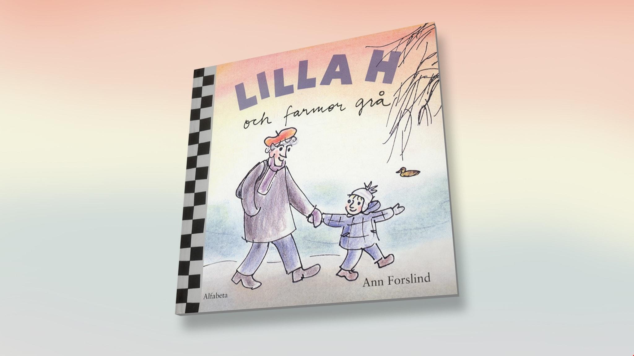 Ung och gammal: Lilla H och farmor grå