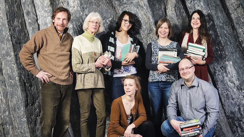 Lyssnarjuryn, Sveriges Radios Romanpris 2014.