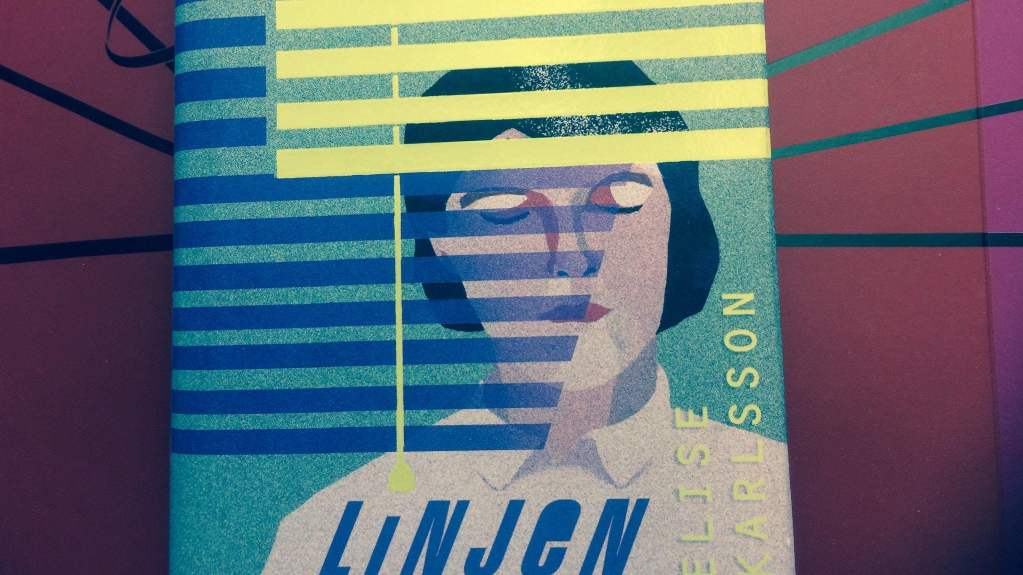 Romanprisjuryn diskuterar bok 5: Linjen av Elise Karlsson. Och sedan ska två böcker röstas bort!