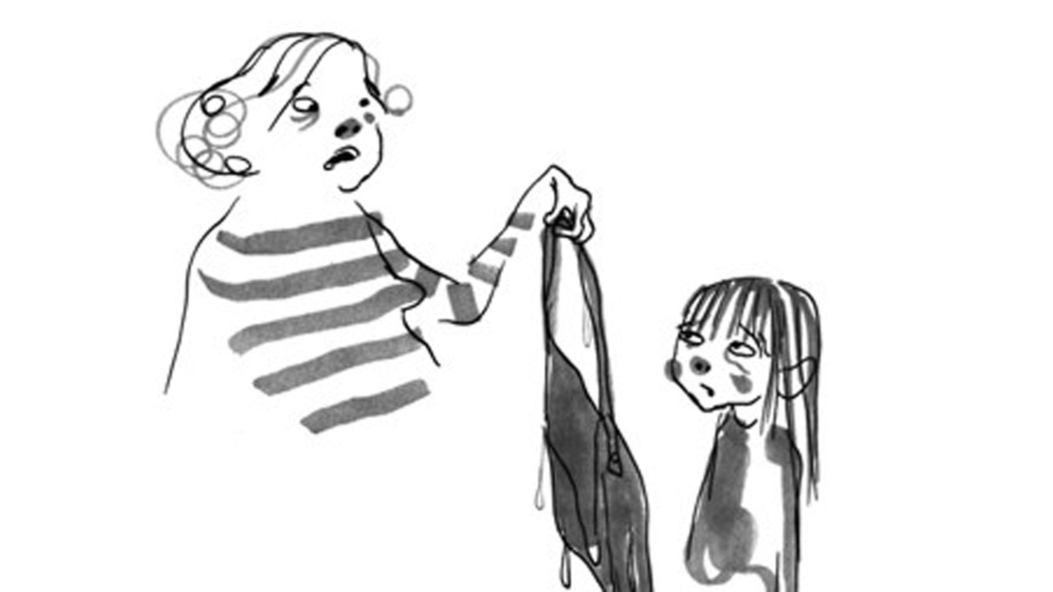 Del 8: När mamma var femton