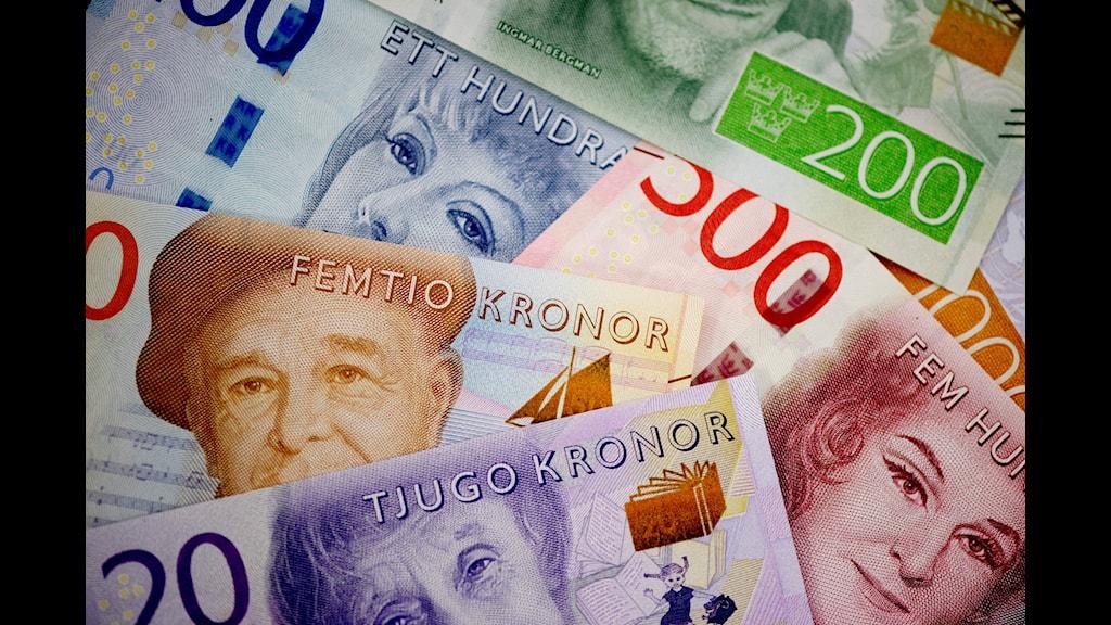 Mynt, sedlar och pengar: En framtid utan kontanter