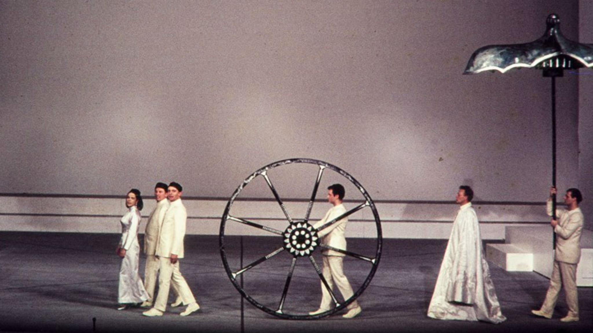 Viet Nam Diskurs - teatern och minnet
