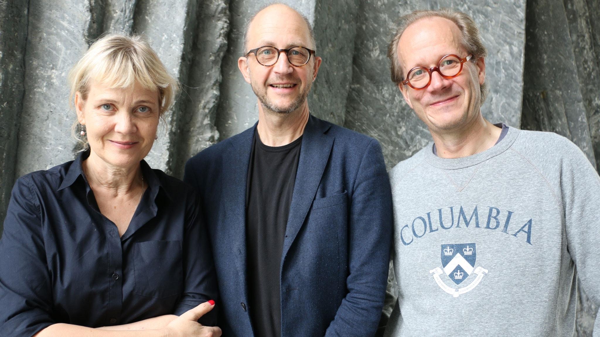 Gabriella Ahlström, Per Naroskin och Johan Hakelius är veckans spanare ...