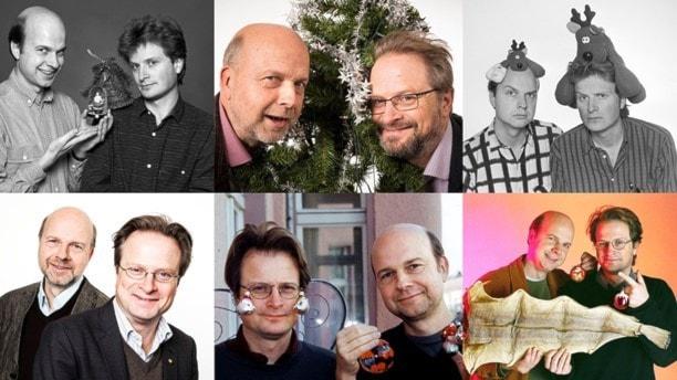 Uppesittarkväll med Gunnar Bolin och Karsten Thurfjell