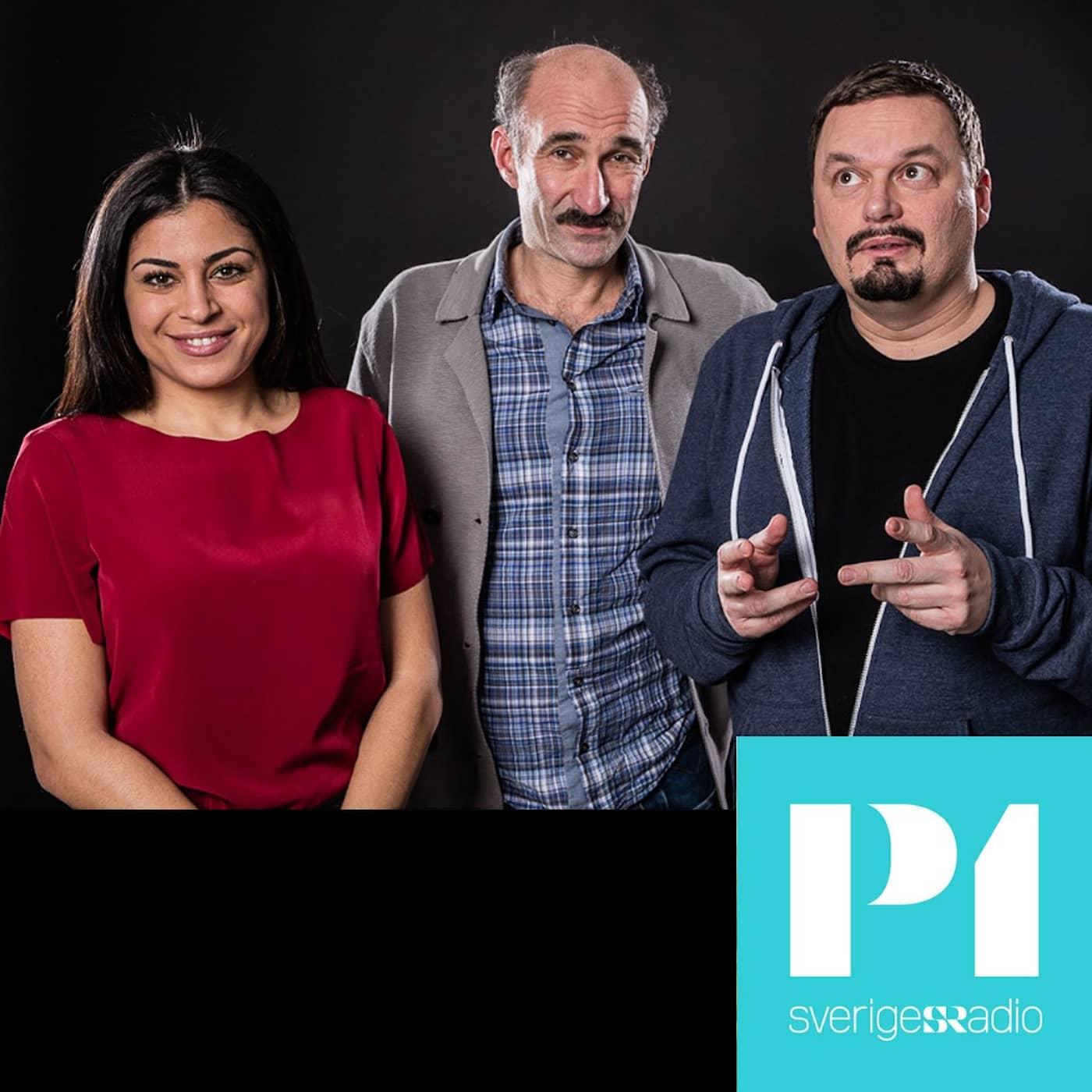 P1 Kultur – podd