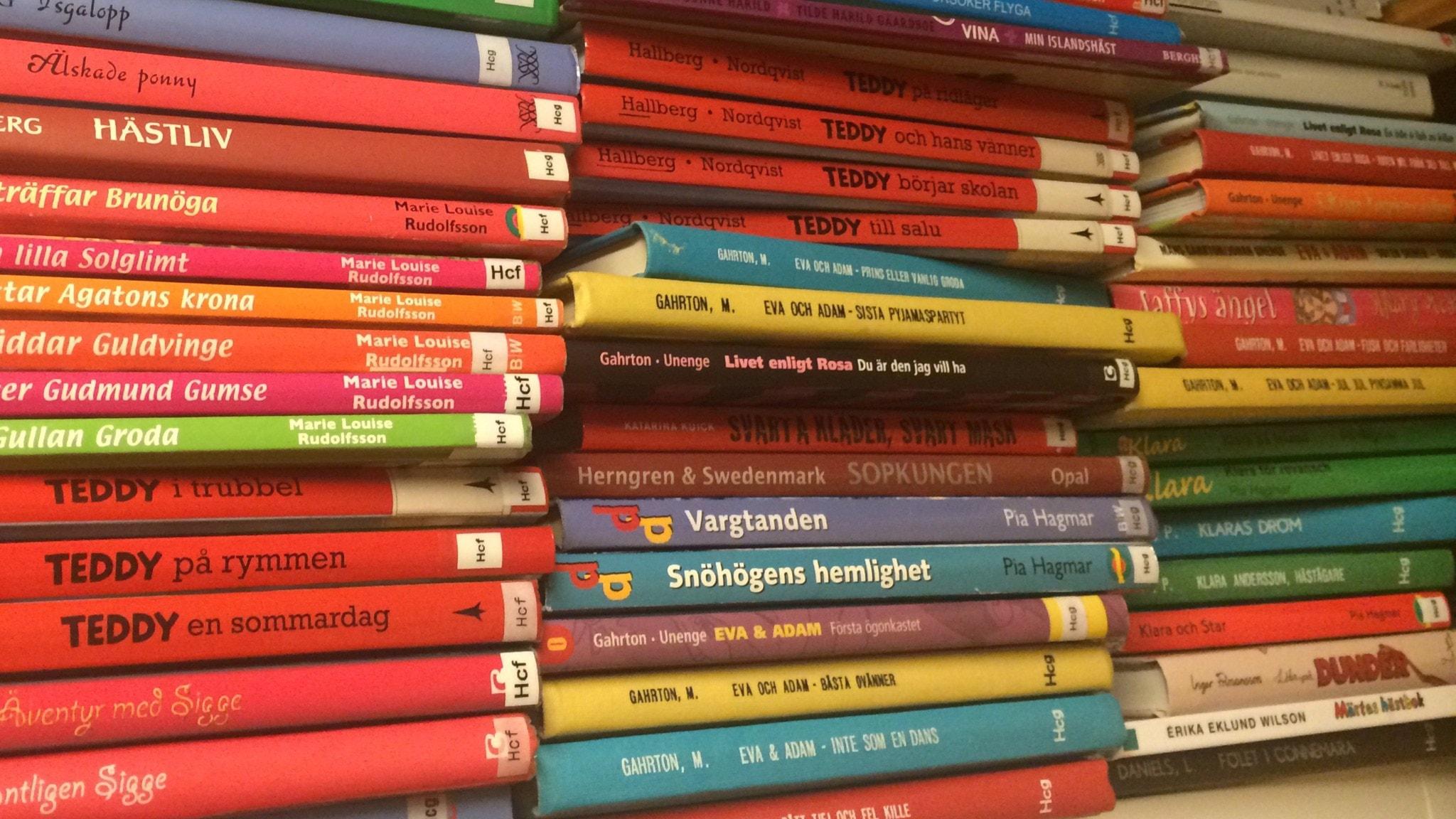 De gömda böckerna i Ramsberg  – ett reportage om när biblioteksdöden kom till byn