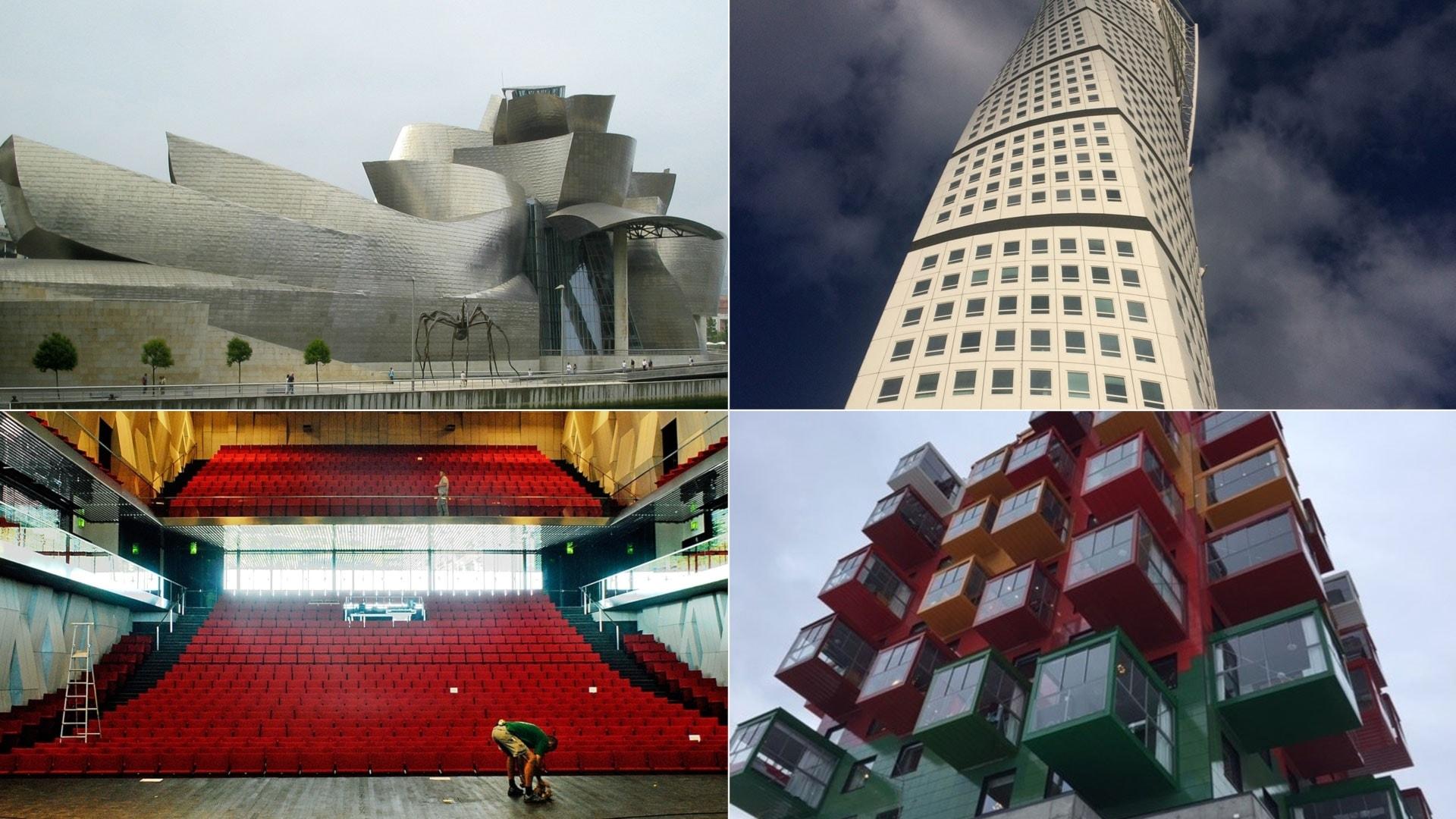 Bilbaoeffekten. Del 1 i P1 Kulturs serie om signaturbyggnader