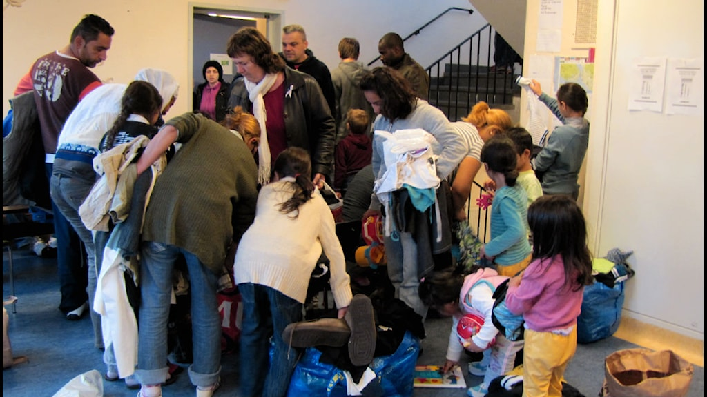flyktingar syrien