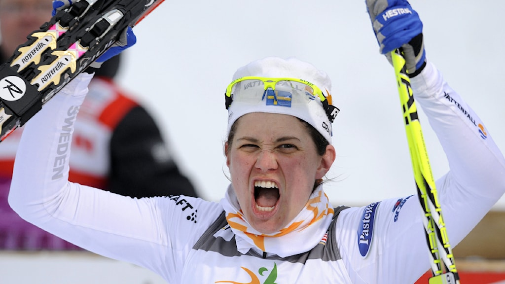 Ida Ingemarsdotter: Ida Ingemarsdotter Tog VM-silver I Sprinten I Val Di