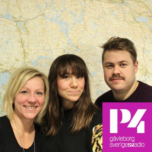 Med Frida Olsson och Martin Svensson