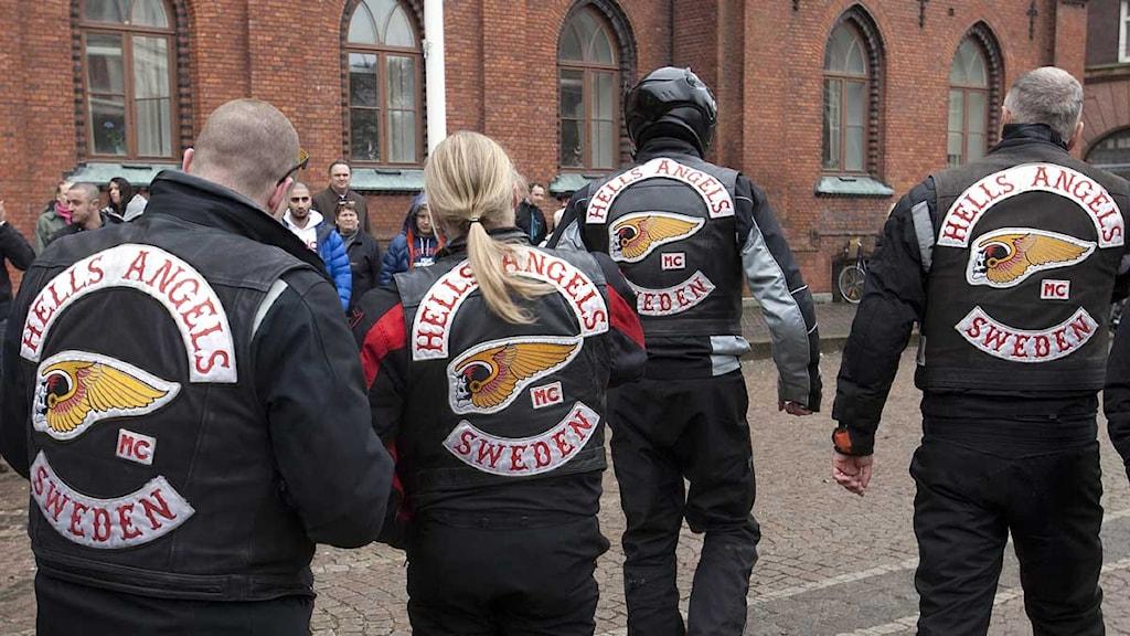 Lager Om Hells Angels I Sverige