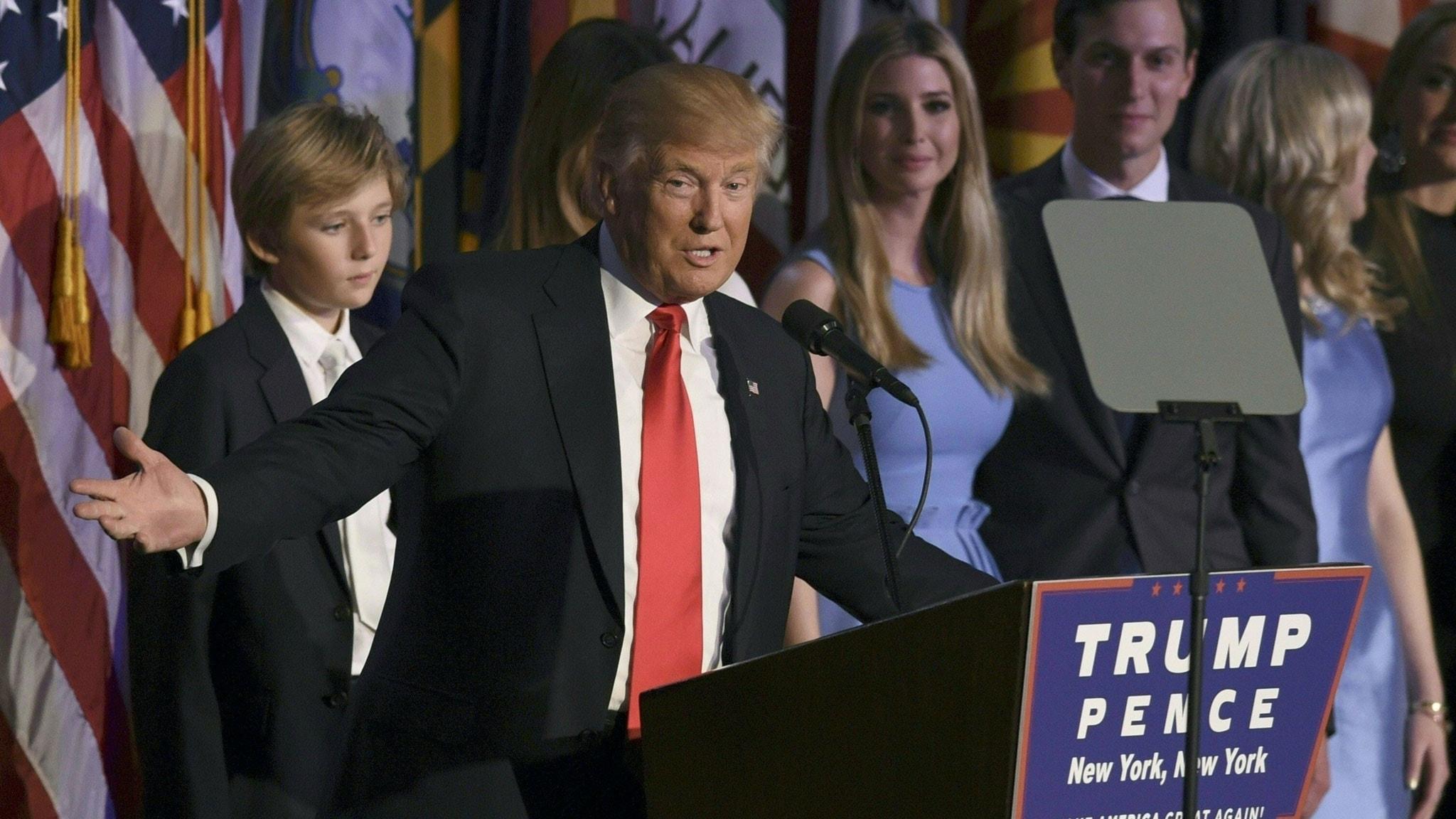 Vad innebär Trumps seger för klimatet?