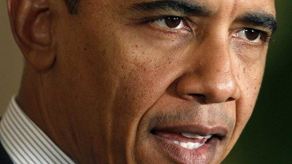 USA:s president Barack Obama. Foto: Jacquelyn Martin/Scanpix.