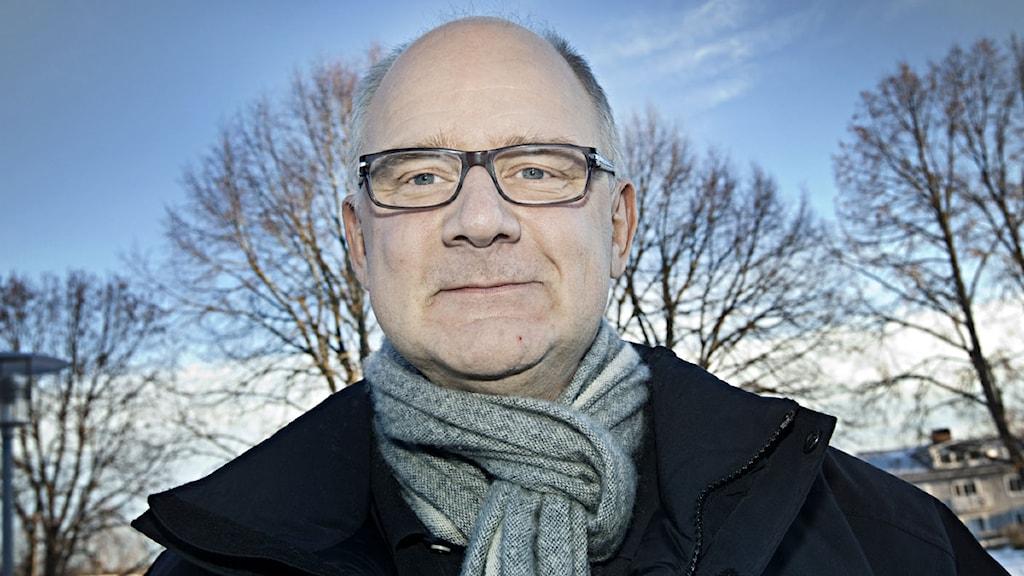 Överläkare Ola Gefvert är verksamhetschef och ägare av närpsykiatrin i Enköping. Foto: Sven-Olof Ahlgren/UNT