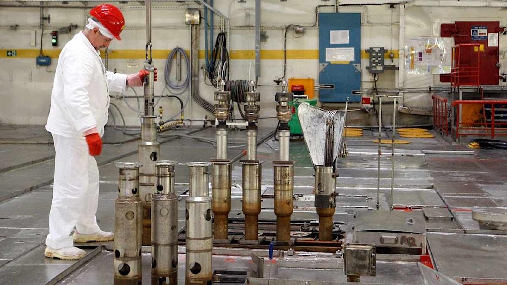 Kärnkraftverket Ignalina. Foto: Scanpix