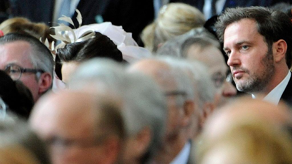 Christoffer O´Neill har, enligt uppgifter från hovet, bett om att få titeln Herr. Foto: Anders Wiklund/Scanpix.
