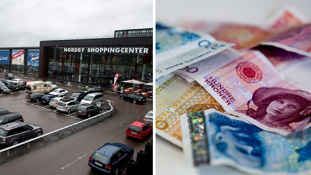 norsk krona svensk krona