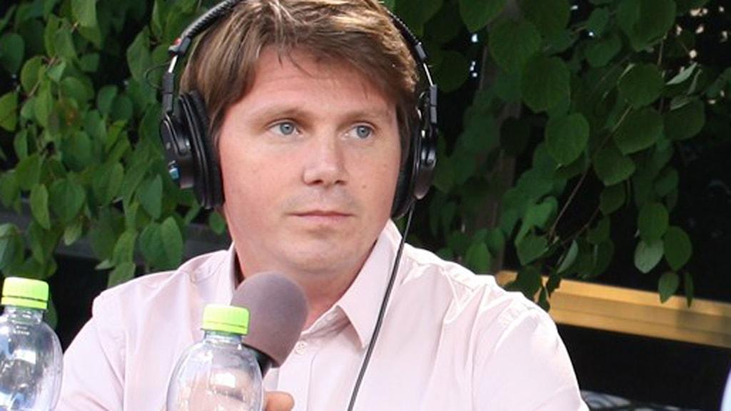 Erik Ullenhag. Foto: Sveriges Radio.