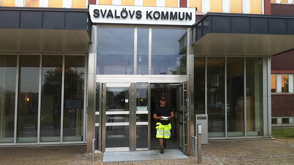 Foto: Patrik Hekkala/Sveriges Radio.