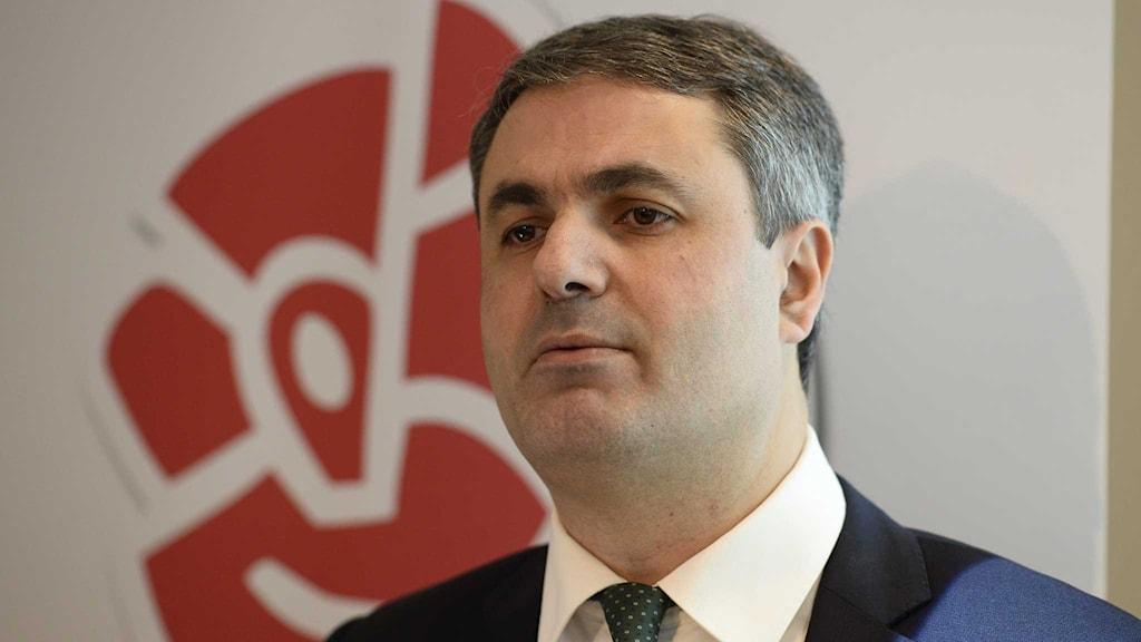 Ibrahim Baylan, Socialdemokraterna.