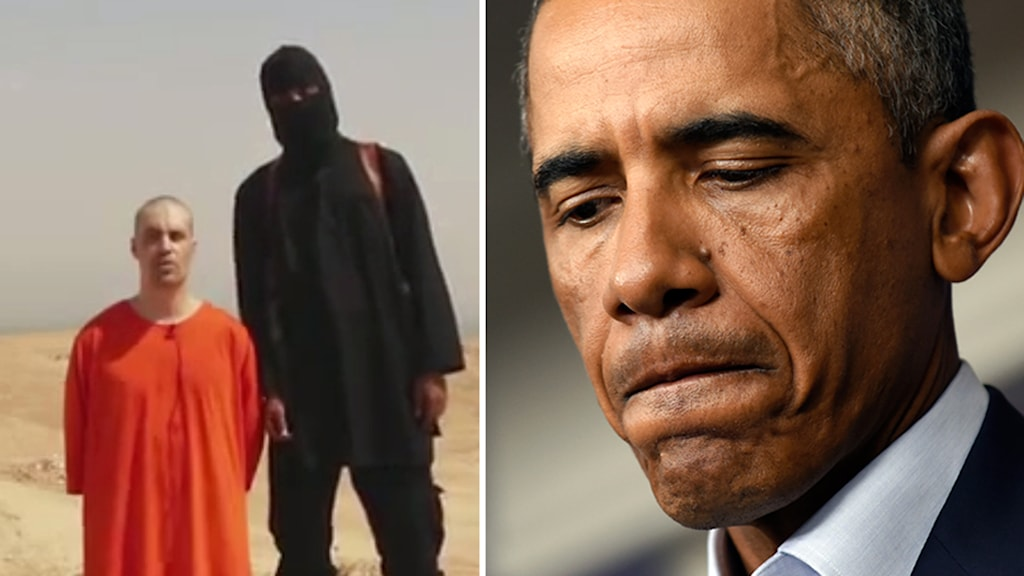 James Foley, Obama, Isis