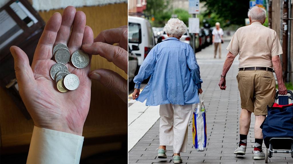 ta ut tjänstepension