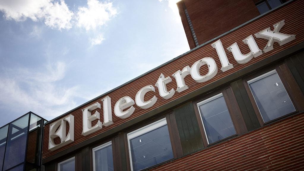 Electrolux huvudkontor på Kungsholmen i Stockholm. Foto: Fredrik Persson/TT.