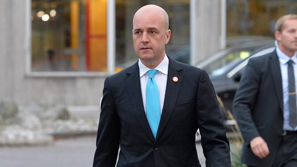 Fredrik Reinfeldt, Moderaterna