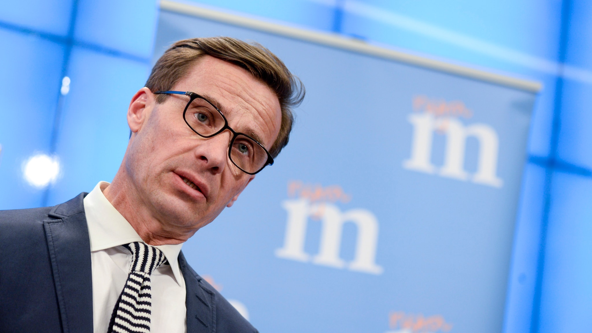 Ulf Kristersson (M), skuggfinansministern