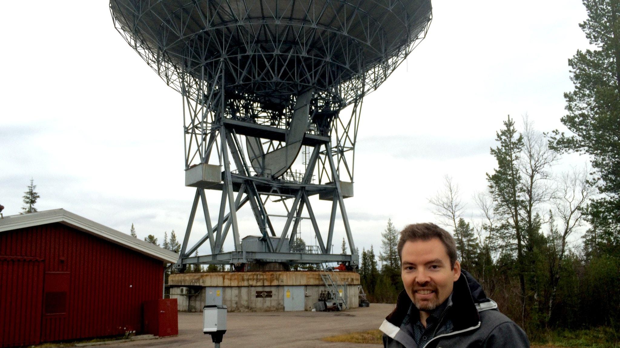 Johan Kero (foto: Ulf Larsson/Sveriges Radio)