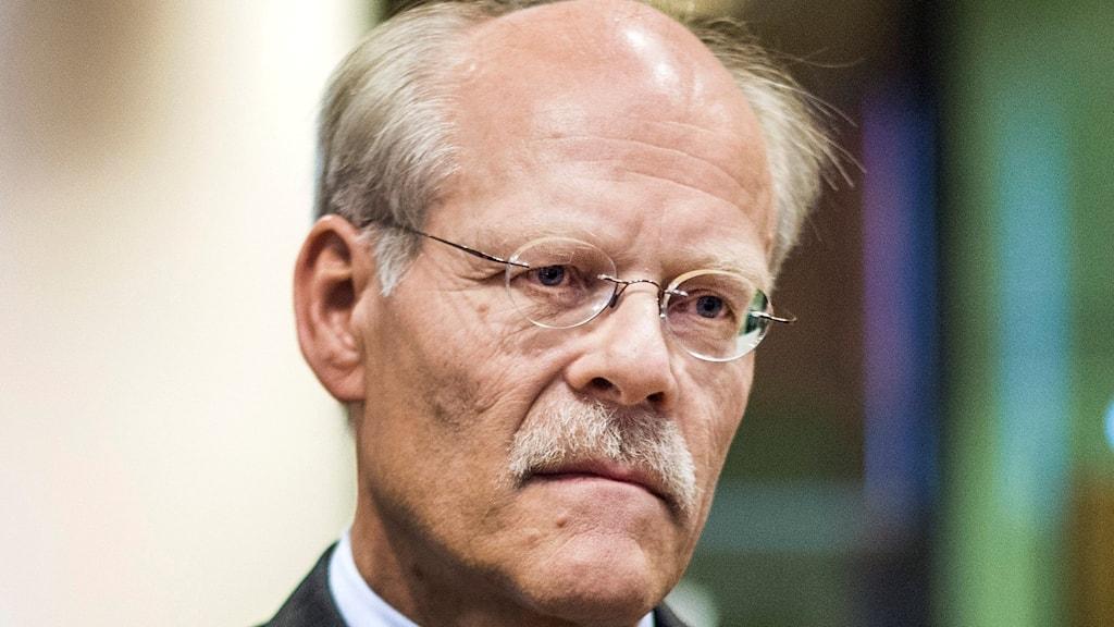 riksbanken chef